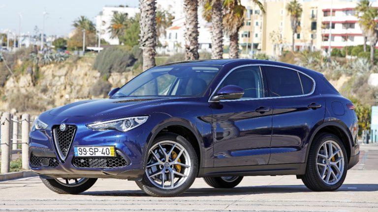 Alfa Romeo Stelvio: o SUV mais rápido