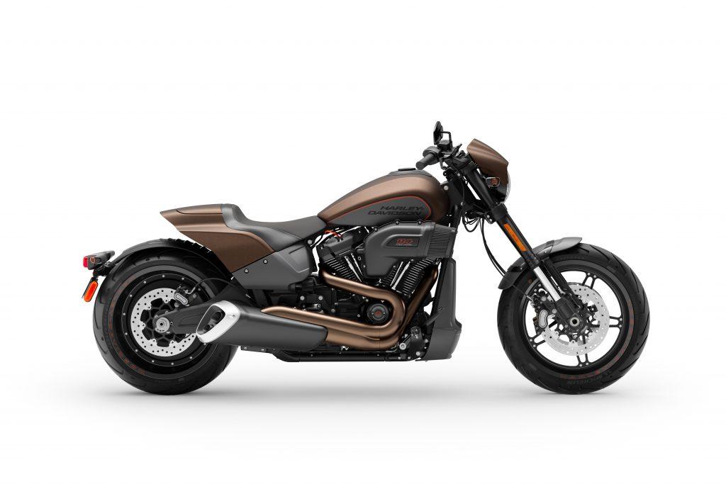 FXDR 114, a Harley-Davidsonque faz subir os níveis de adrenalina