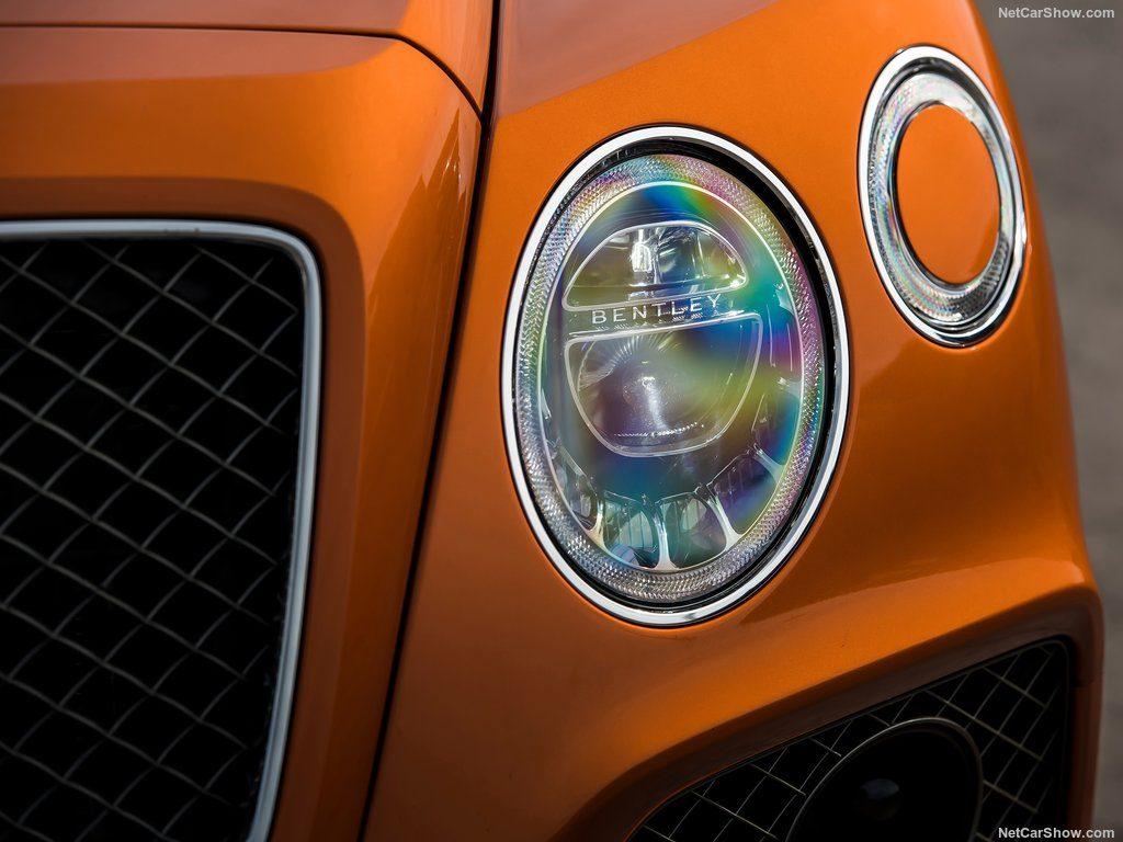 Bentley Bentayga Speed, o SUV mais rápido do mundo
