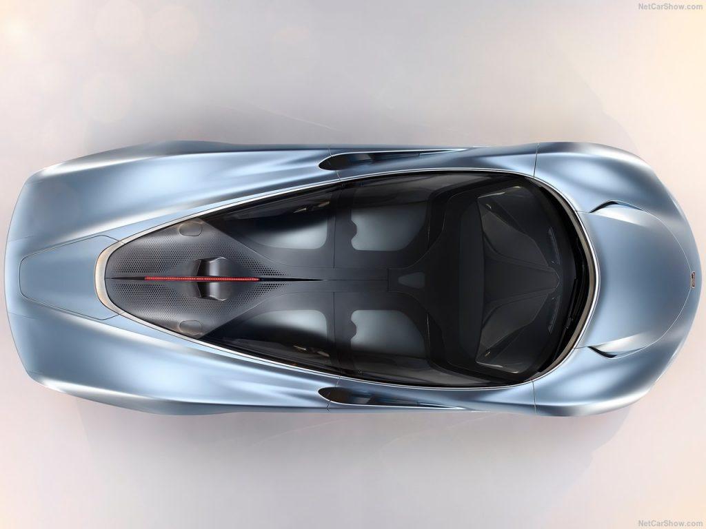 Speedtail é o McLaren mais rápido de sempre, atingindo os 403 km/h