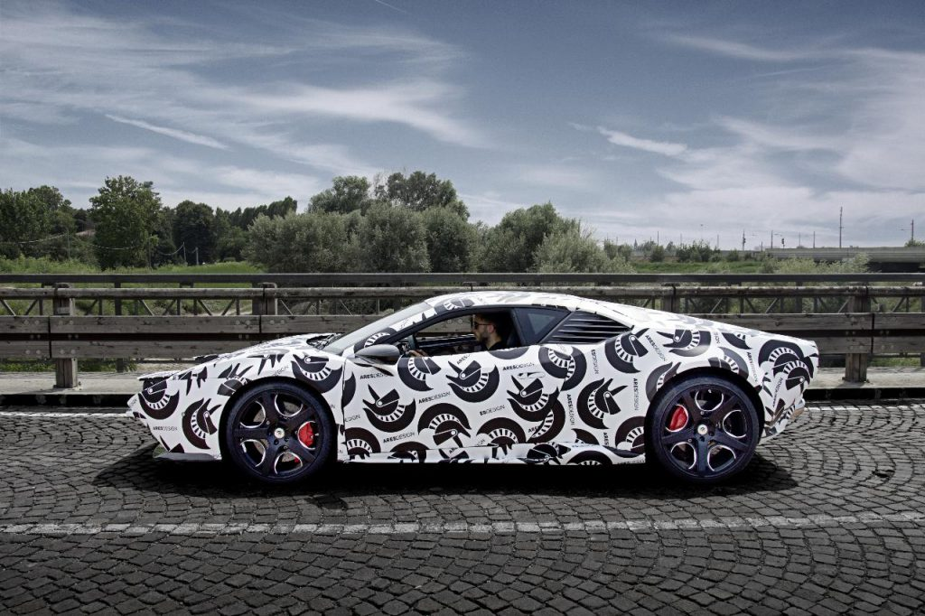 Ares Panther é de edição limitada, vem com 650 cv e custa meio milhão de euros