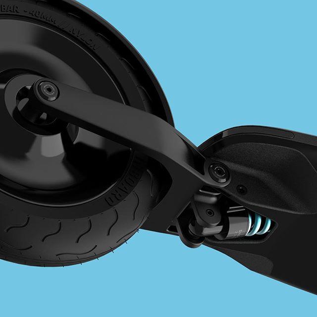 Glider, a trotinete elétrica com baterias amovíveis