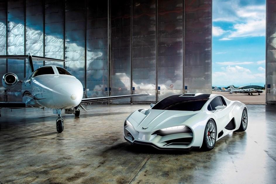 Milan Red custa dois milhões e quer meter a Bugatti, Ferrari e Lamborghini em sentido
