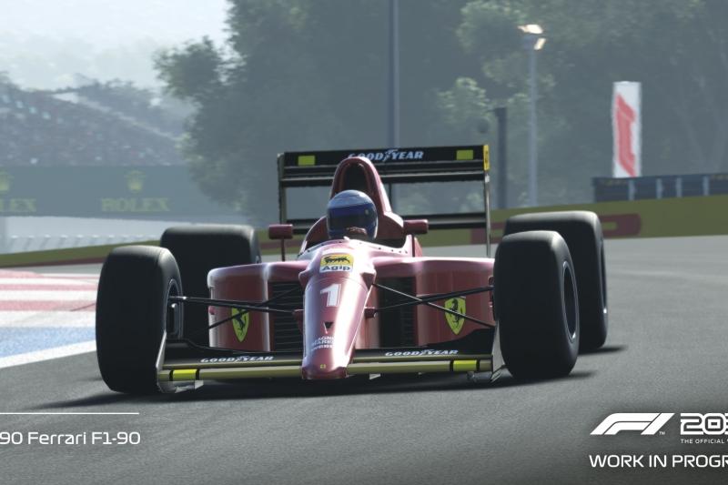 """""""F1 2019"""", o regresso do épico duelo entre Senna e Prost"""
