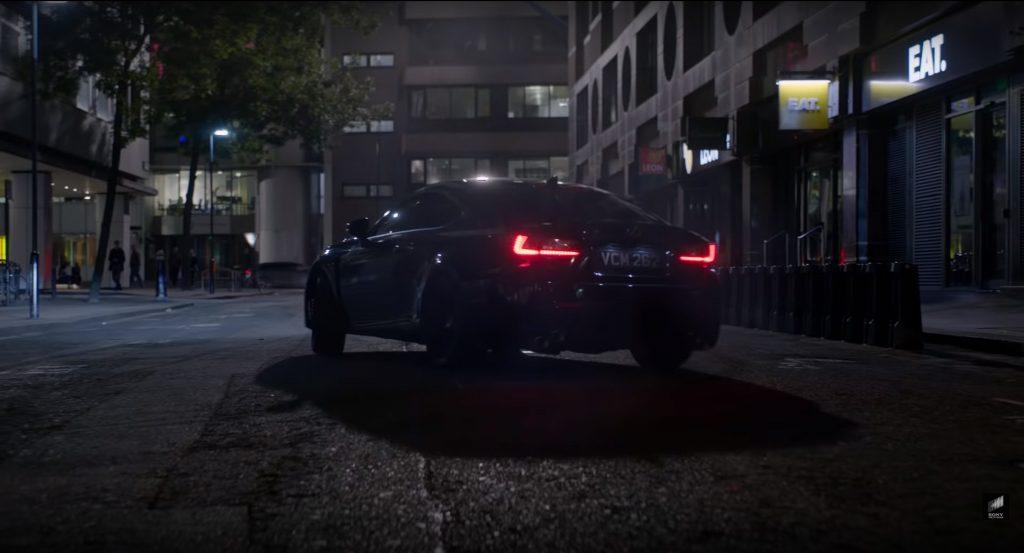 Lexus RC F, o coupé japonês que brilha no novo filme da saga MIB: Homens de Negro
