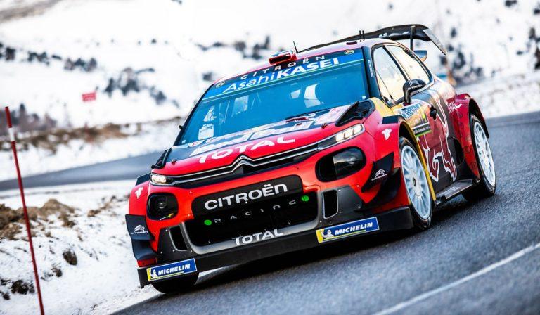 Futuros carros do WRC serão híbridos