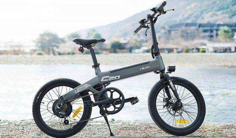 HIMO C20, a aposta da Xiaomi nas bicicletas elétricas