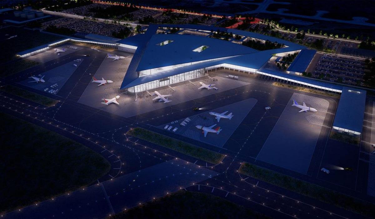Resultado de imagen para novo aeroporto montijo