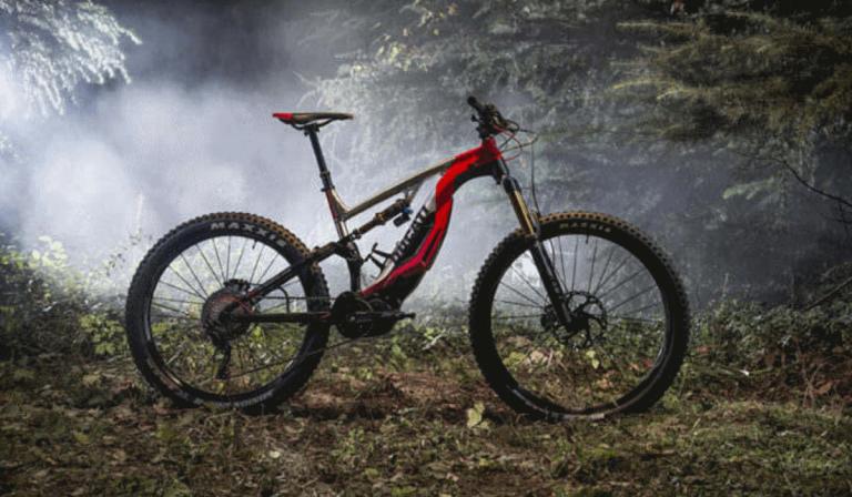 Ducati MIG-RR, a bicicleta de montanha elétrica que custa mais de 5000 euros