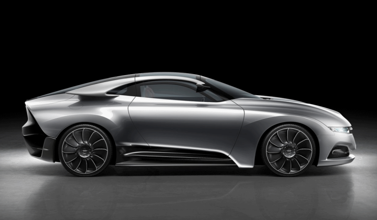 """Saab PhoeniX Concept, a """"bomba"""" que a marca sueca nunca chegou a construir"""