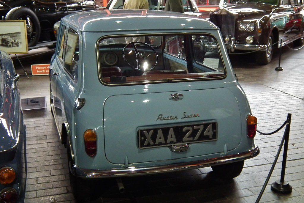 60 anos depois, ainda é tão giro ter um Mini