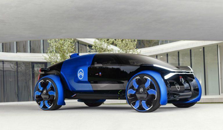 O 19_19 Concept é a visão da mobilidade do futuro assinada pela Citroën