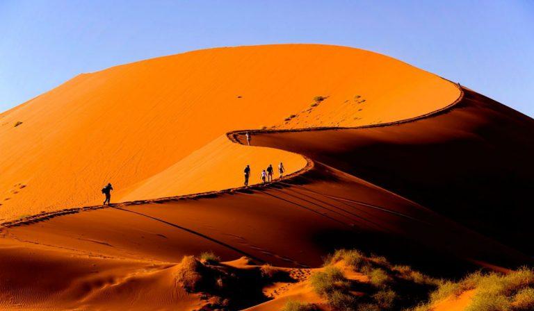 Road trip pela Namíbia das paisagens incríveis e aventuras no deserto