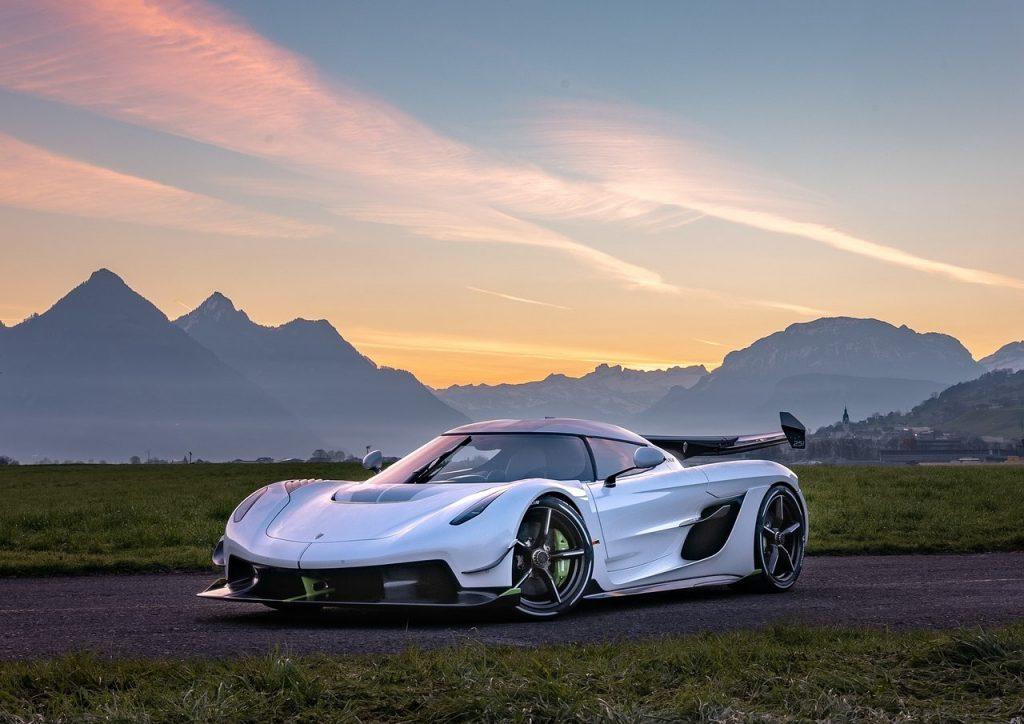 Jesko, o novo quebra recordes da Koenigsegg