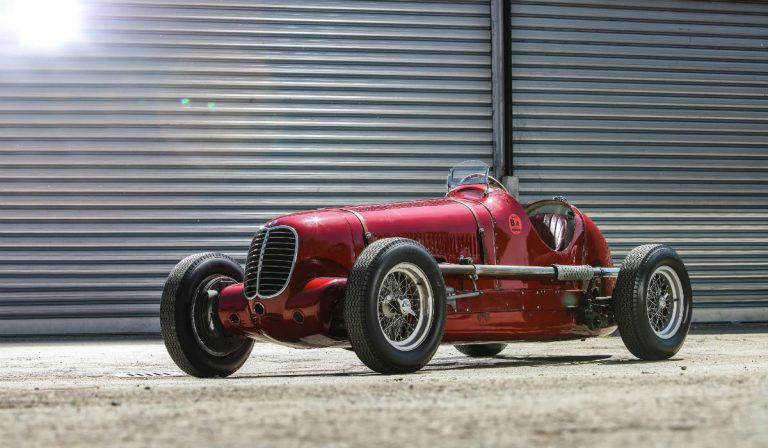 Maserati celebra 80 anos da vitória do Tipo 6CM na Targa Florio