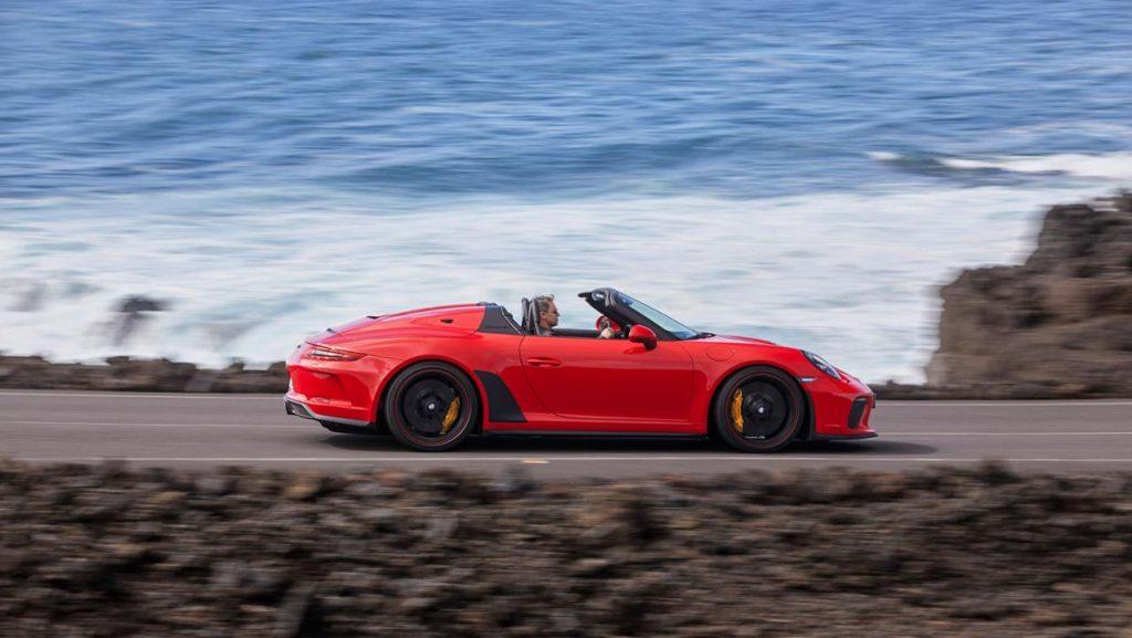 911 Speedster, tributo a um clássico da Porsche já tem preço