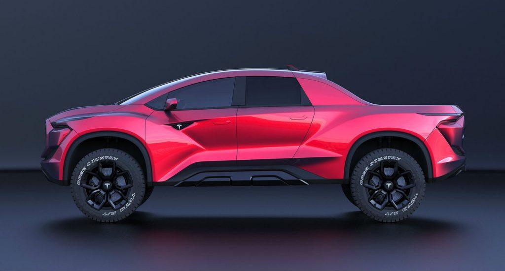 Tesla Pick-up, cada vez mais perto da produção?