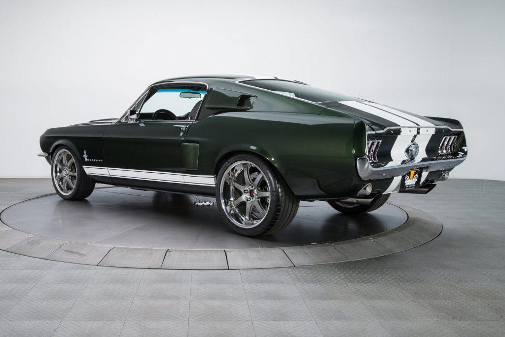 Mustang da saga Velocidade Furiosa vendido por 160 mil euros