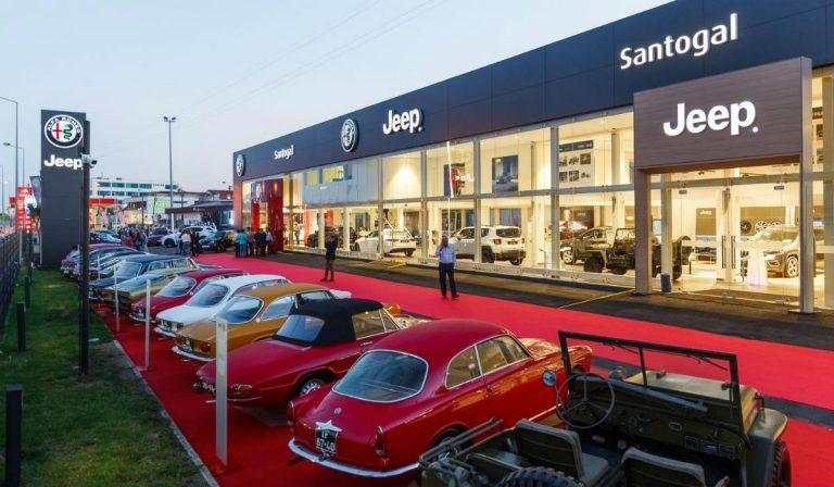 Alfa Romeo e Jeep inauguram novo espaço no Estoril
