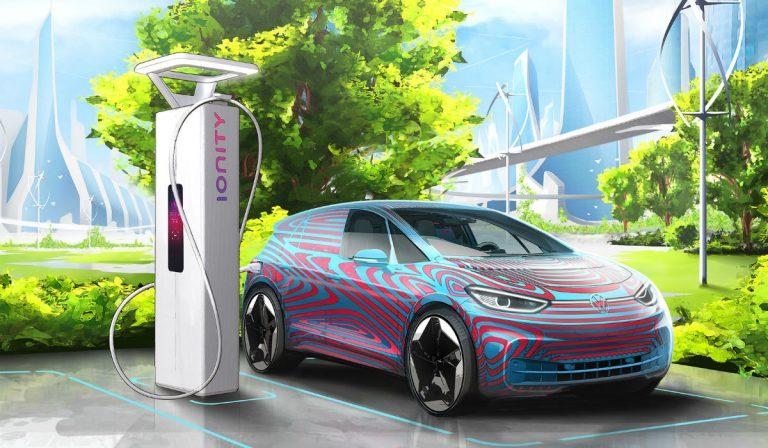 Volkswagen vai construir 36 mil postos de carregamento para elétricos