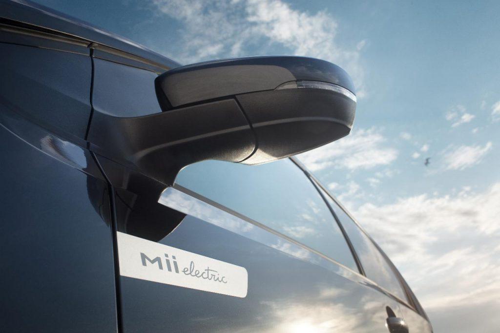 O Mii é o primeiro modelo totalmente elétrico da SEAT