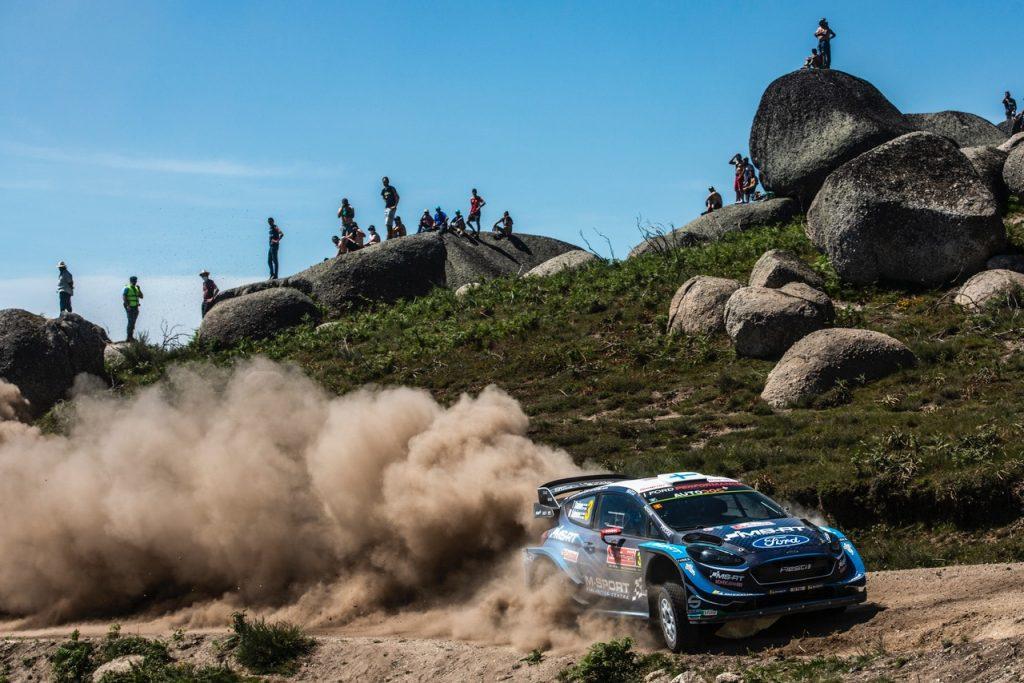 Fomos até à Lousã para assistir à festa do Rally de Portugal