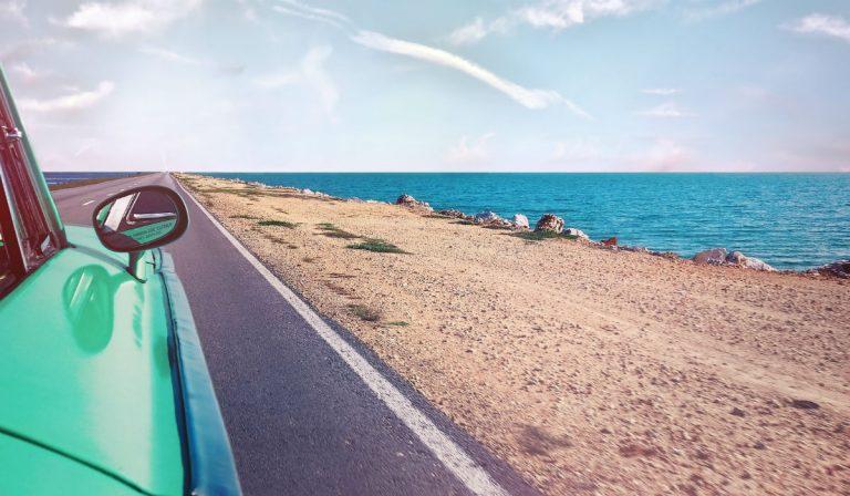 Estas são as melhores dicas de condução para o verão