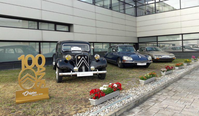 Modelos históricos da Citroën vão desfilar pelas ruas de Lisboa