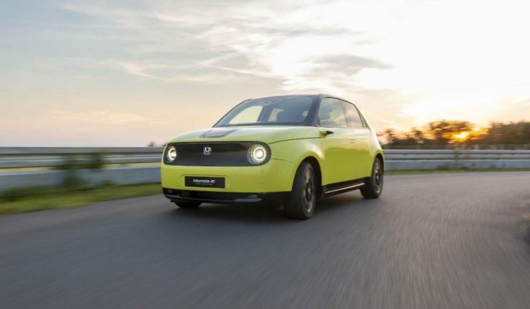 O Honda e promete ser um dos elétricos mais divertidos do mercado
