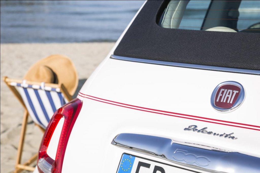 FIAT 500 Dolcevita celebra o 62º aniversário do icónico modelo