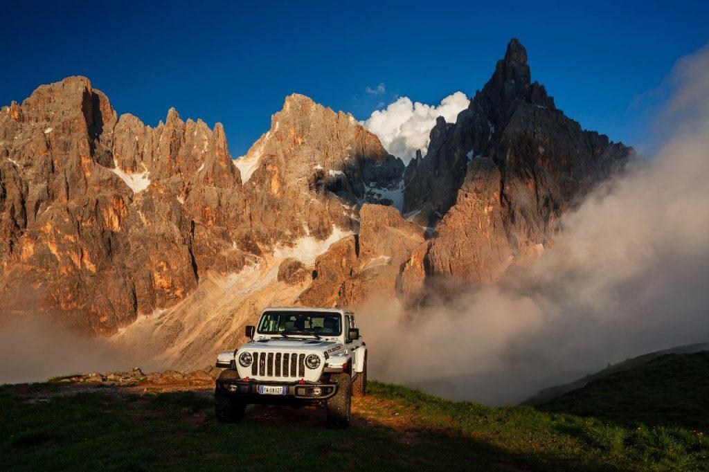 O novo Jeep Gladiator é a estrela do encontro anual da marca