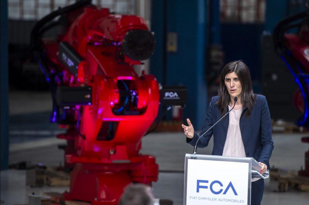 Fábrica de Mirafiori moderniza-se para a produção do FIAT 500 Electric