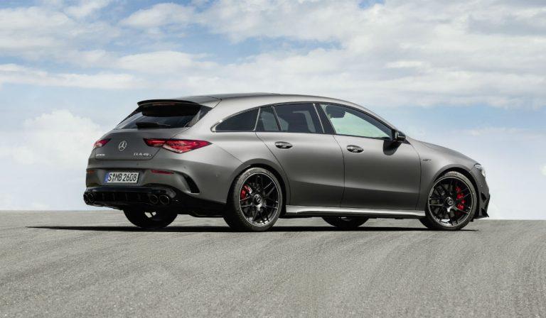 Mercedes-AMG CLA 45, performance em formato shooting brake