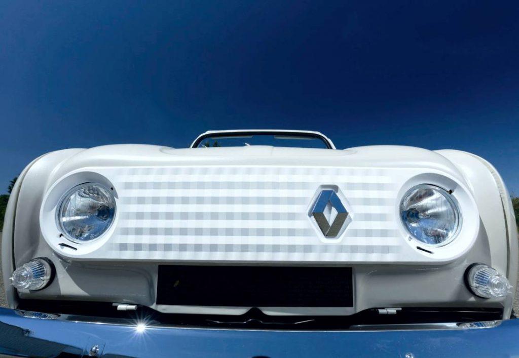 Renault 4L e-Plein Air, um ícone que se torna elétrico
