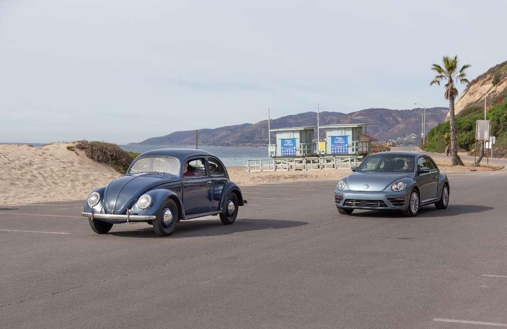 Chega ao fim a produção do Volkswagen Beetle