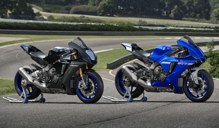 Yamaha apresenta a nova superdesportiva R1 em dose dupla