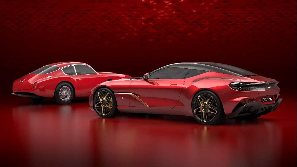 Tem 6,7 milhões para gastar? Esta coleção da Aston Martin é imperdível