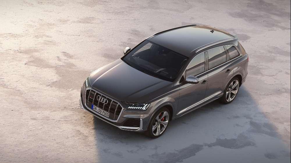 Audi SQ7 TDI chega com uma imagem retocada e mantém V8 Diesel