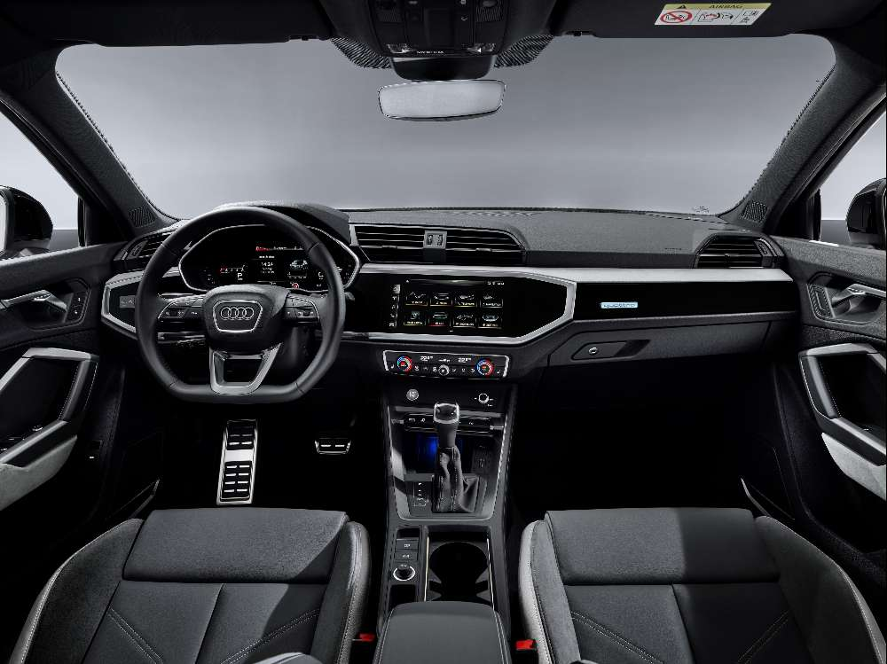 Audi Q3 Sportback, o novo SUV com linhas de Coupé