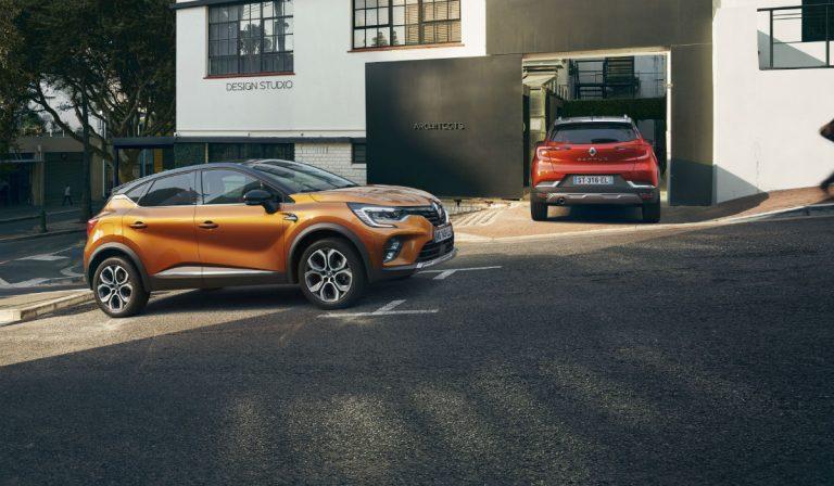 Renault Captur reinventa-se para reforçar a liderança