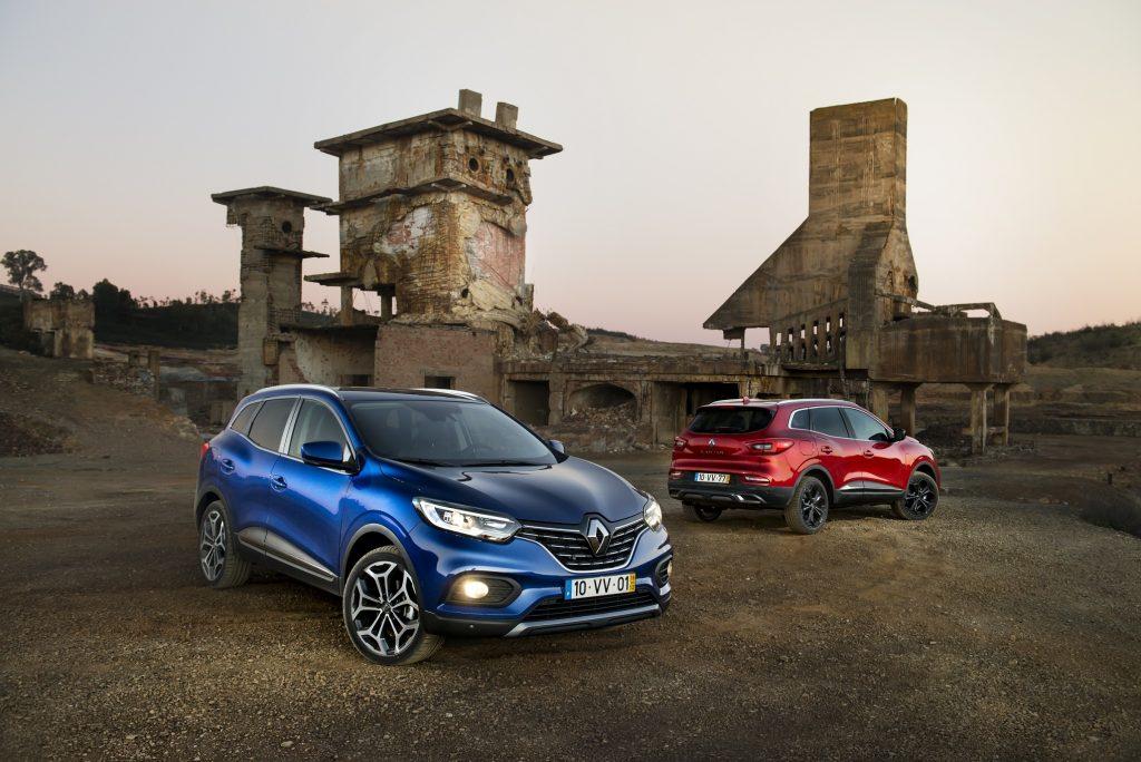 Renault adiciona à gama um novo motor Diesel mais eficiente