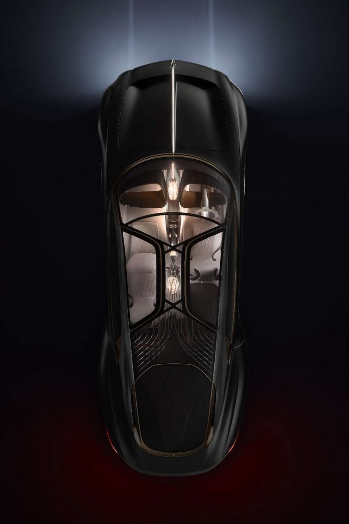 Bentley EXP 100 GT é o início do futuro eletrificado da marca