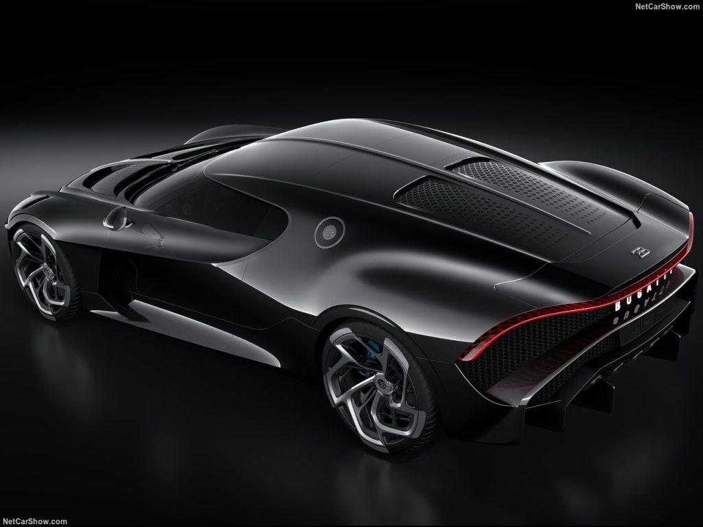 Bugatti La Voiture Noire, o supercarro mais caro do mundo