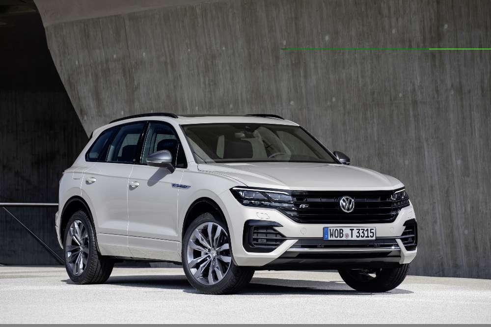 Volkswagen Touareg comemora 1 milhão de unidades com edição especial