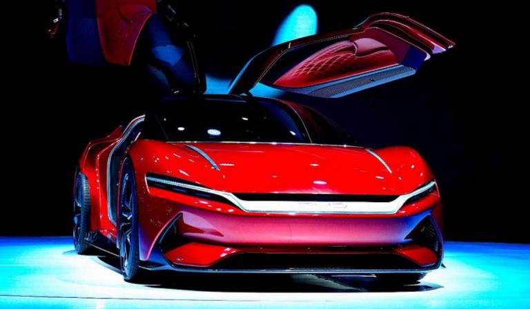 Toyota e BYD fecham acordo para desenvolver veículos elétricos