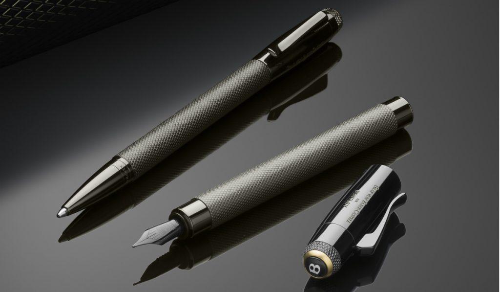 Bentley lança gama de canetas de luxo comemorativas