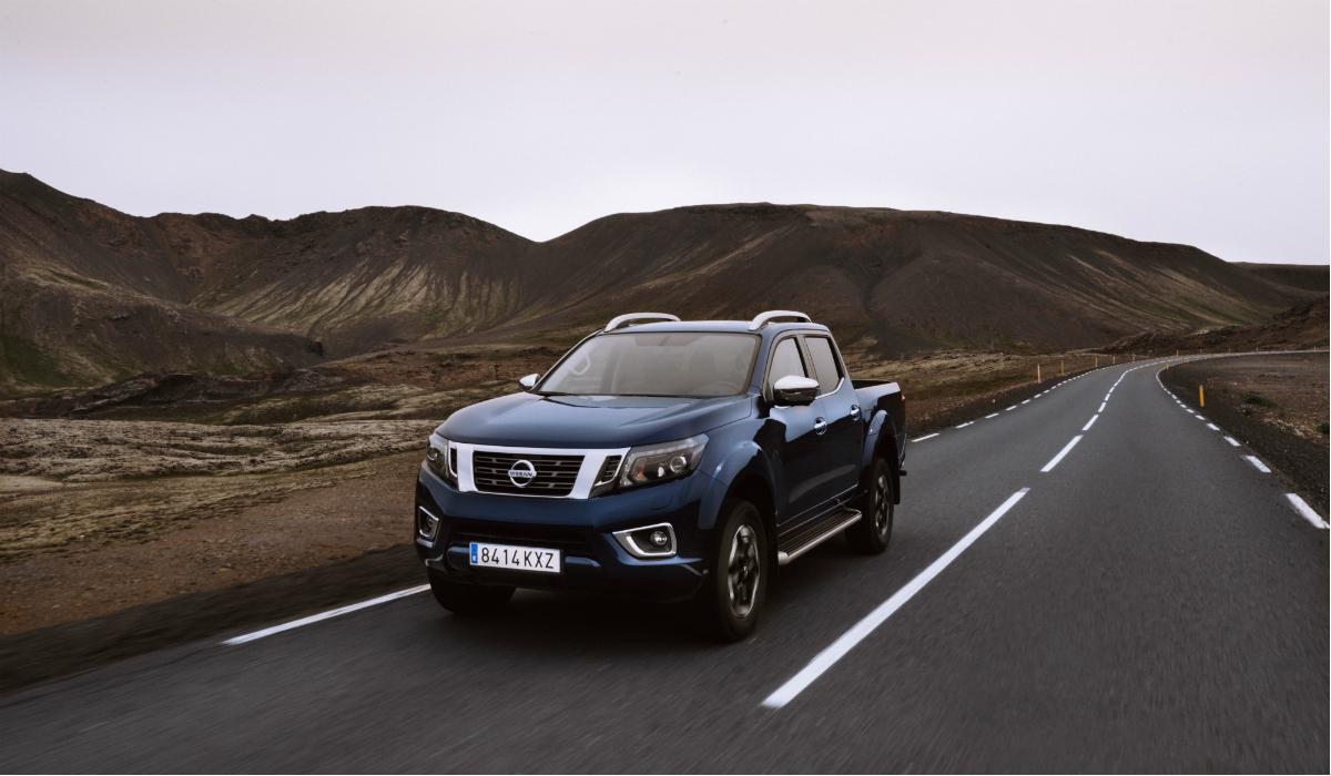 Nissan renova a Navara com motor Diesel mais eficiente