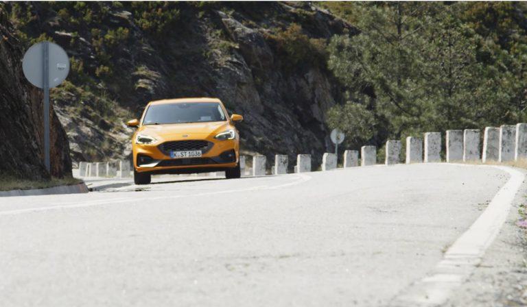 N304 é uma das melhores estradas para conduzir na Europa