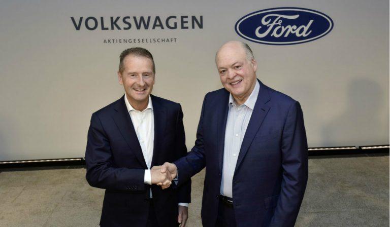 Ford pretende vender 600 mil elétricos na Europa em seis anos