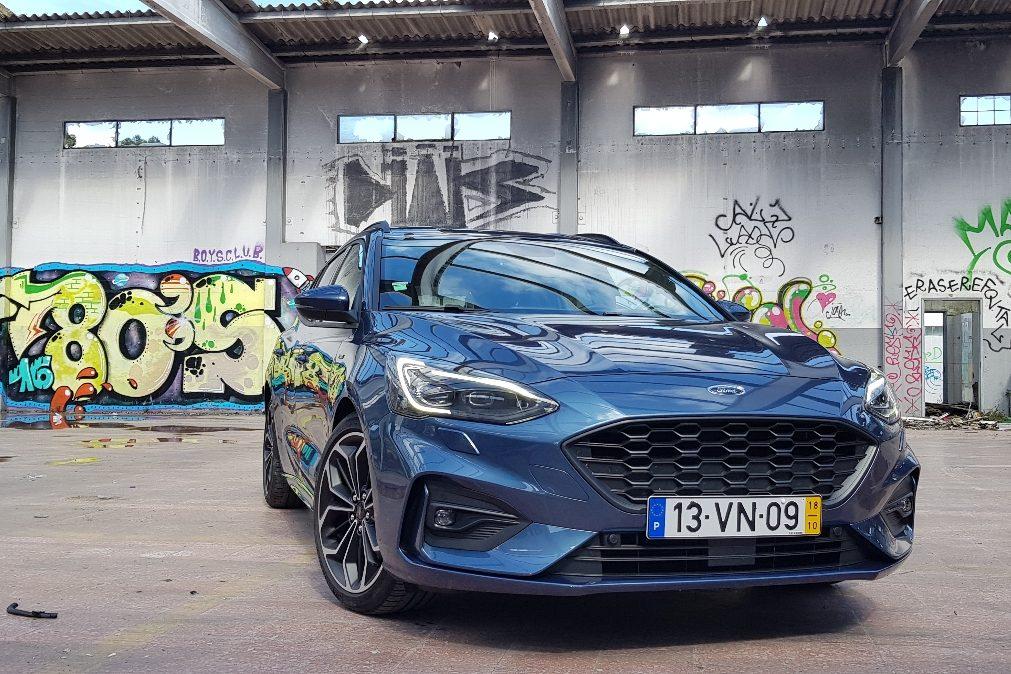 Ford Focus ST Station Wagon 1.5 de 120 cv automática: bela sem senão